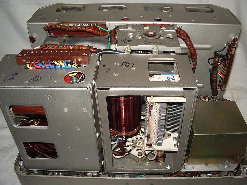 Радиостанция Р104М коротковолновая армейская диапазон 1